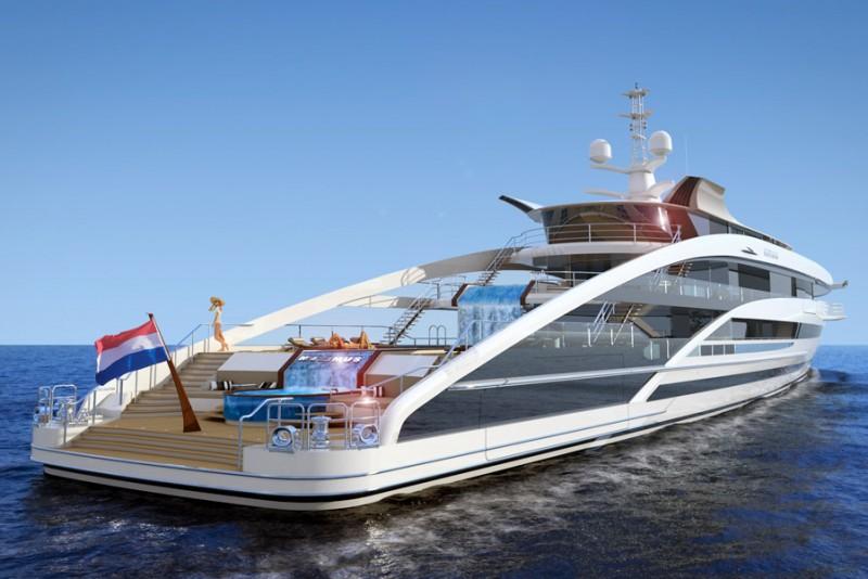Heesen Yachts Project Maximus