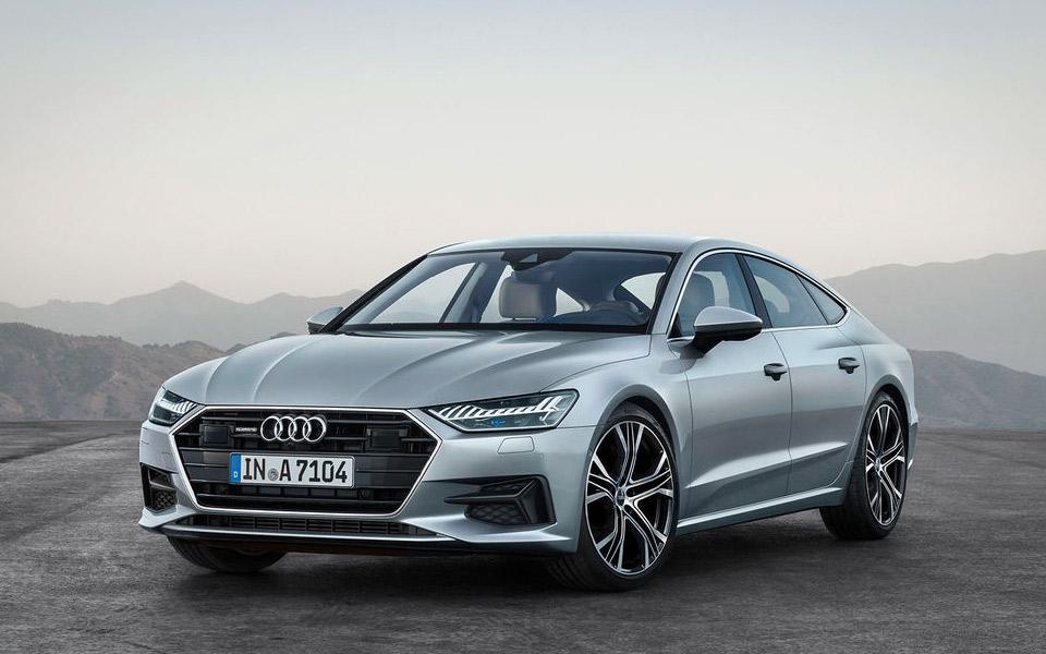 Her er den spritnye Audi A7 Sportback