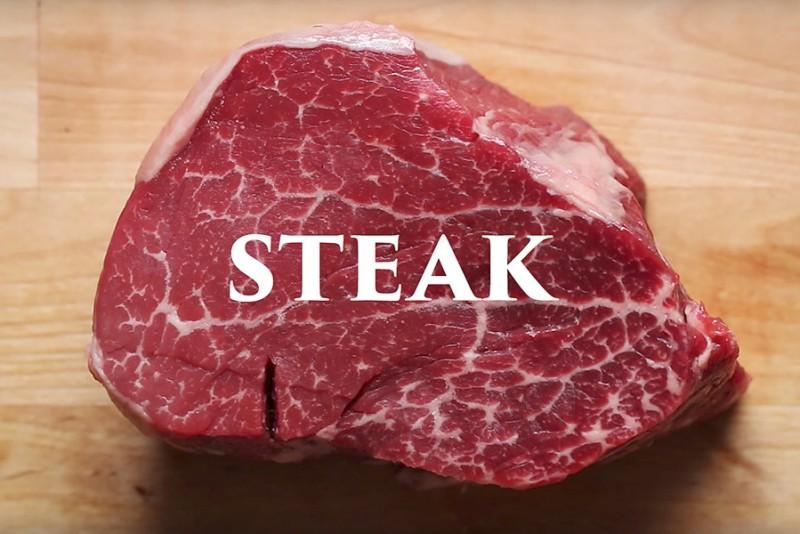 Sådan tilbereder du en billig og en dyr steak
