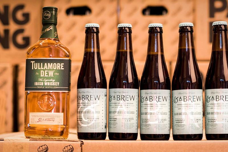 Tullamore D.E.W. PangPang & A Brew