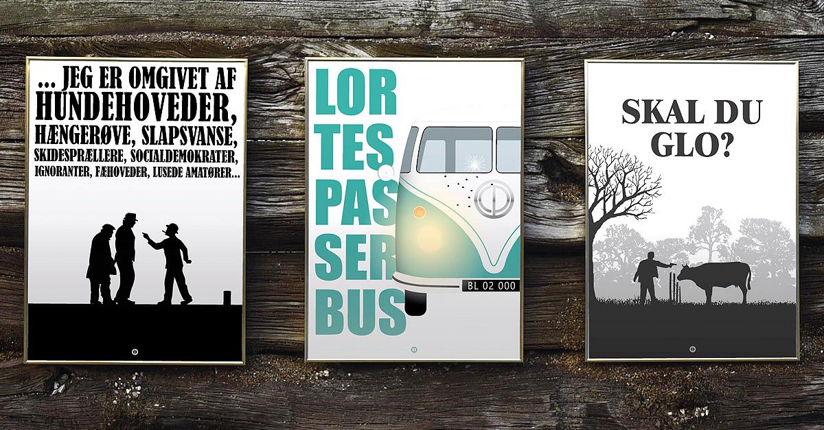 skægge citater Citatplakat.dk hænger grineren kunst på din væg   MANDESAGER skægge citater