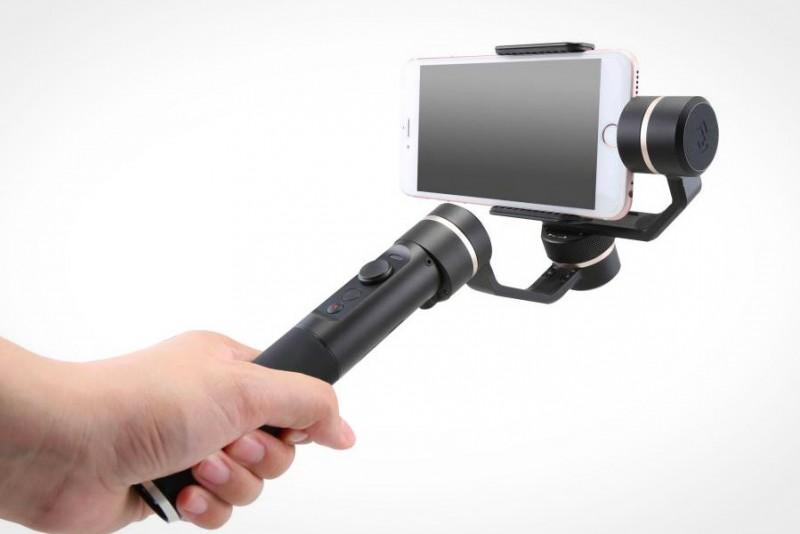 FeiyuTech SPG 3-aksis Gimbal til iPhone