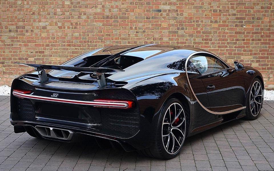 Nu kan du flexlease en Bugatti Chiron på danske plader