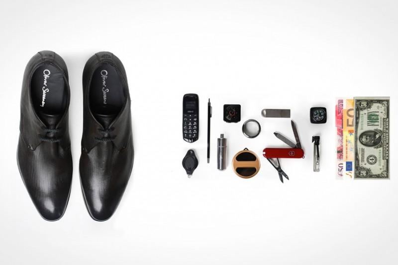 Oliver Sweeney Secret Shoe