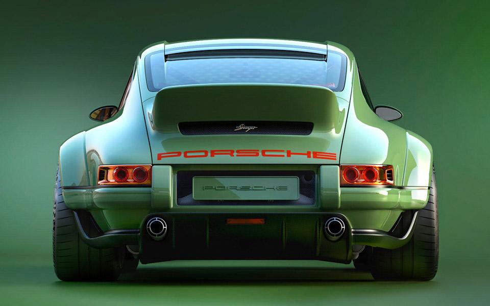 Singer Vehicle Design x Williams Advanced Engineering