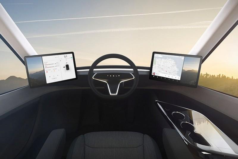 Tesla afslører ny elektrisk lastbil