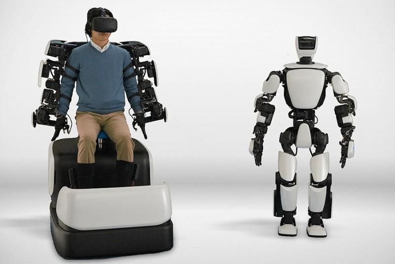 Toyota T-HR3 Partner Robot