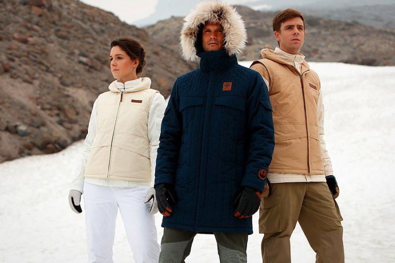 Columbia Sportswears nye The Empire Strikes Back jakker er retro-fede
