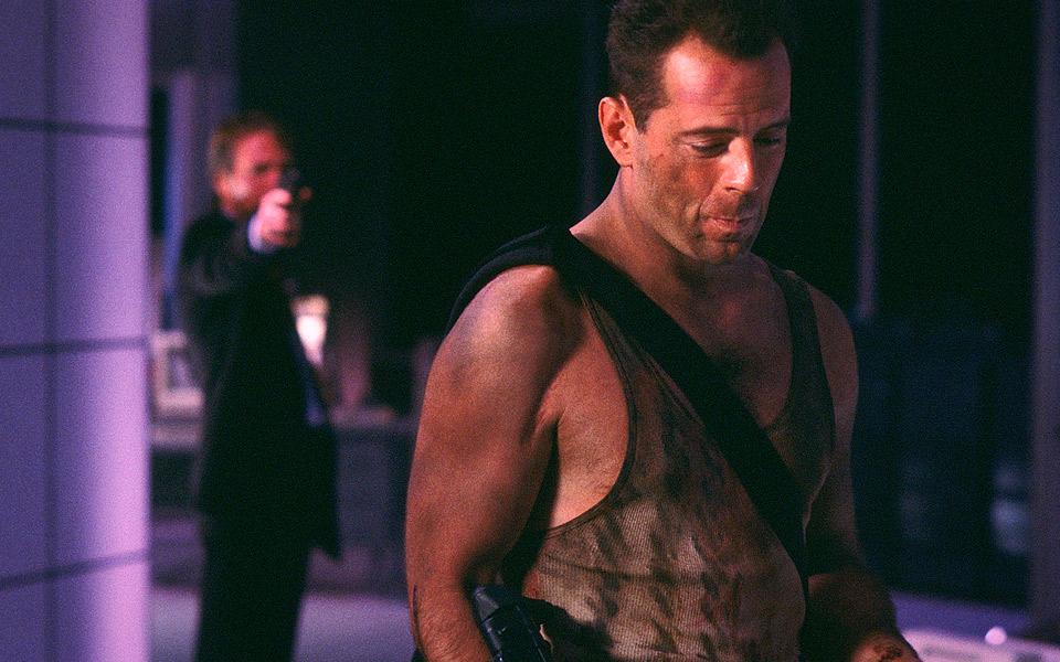 Die Hard er blevet kåret til den bedste julefilm nogensinde
