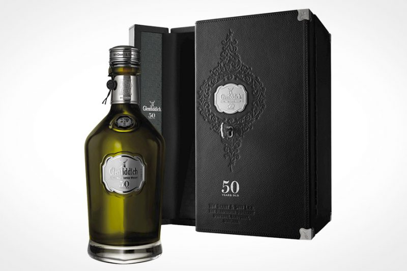 Glenfiddich 50 Year Old Rare Collection Whisky