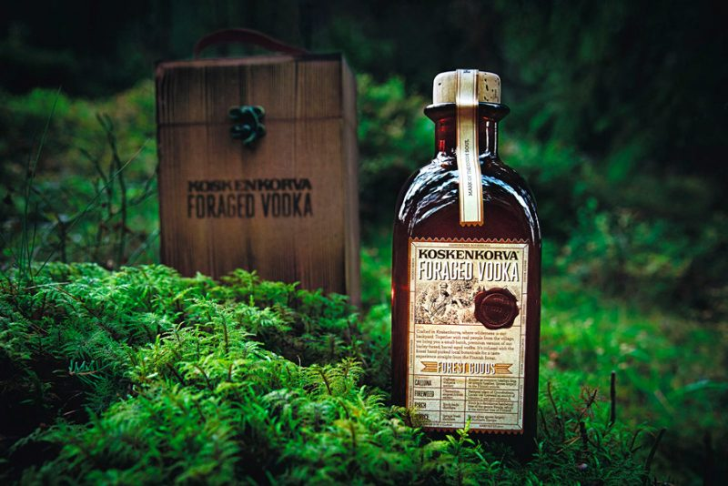 Koskenkorva Foraged Vodka