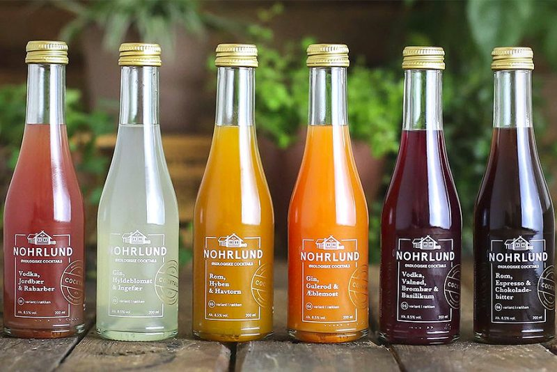 Nohrlund - Økologiske Cocktails