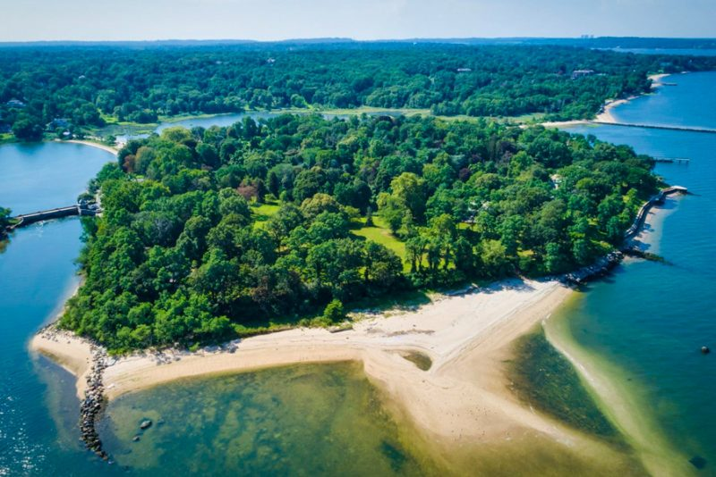 Salutation Island