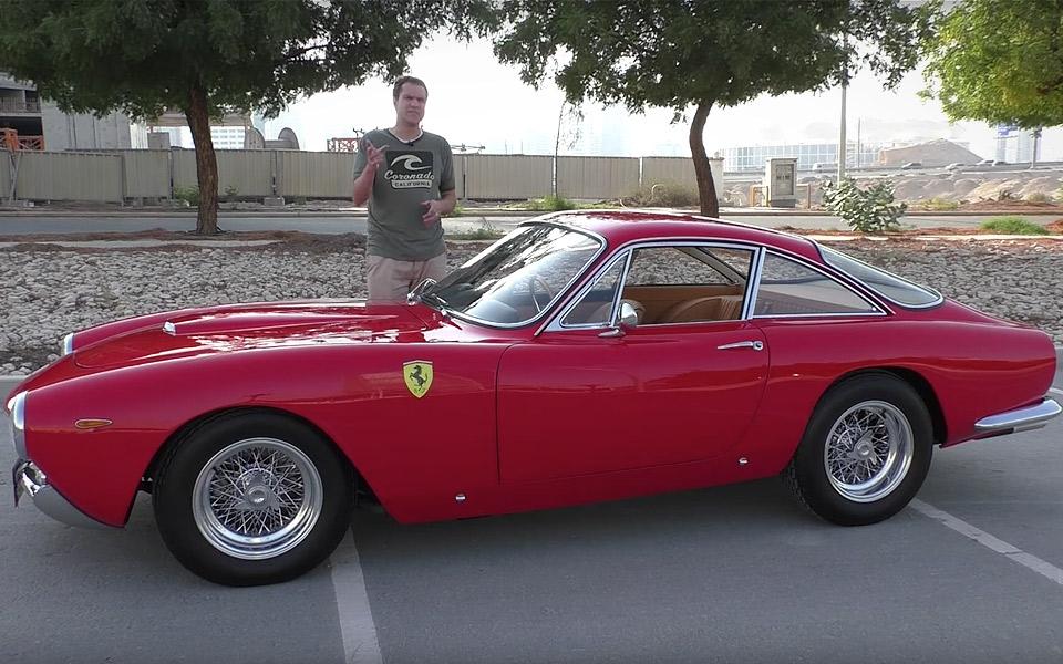 Derfor er en Ferrari 250 GT Lusso næsten 20 millioner kroner værd