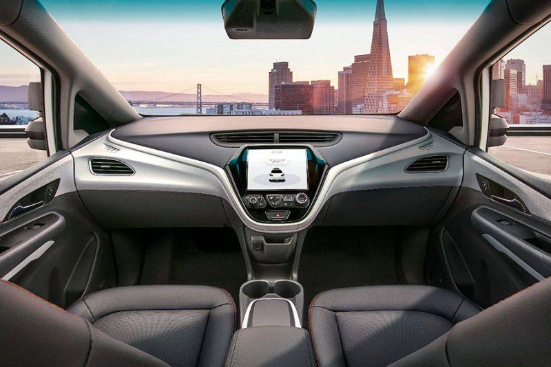 General Motors Cruise AV