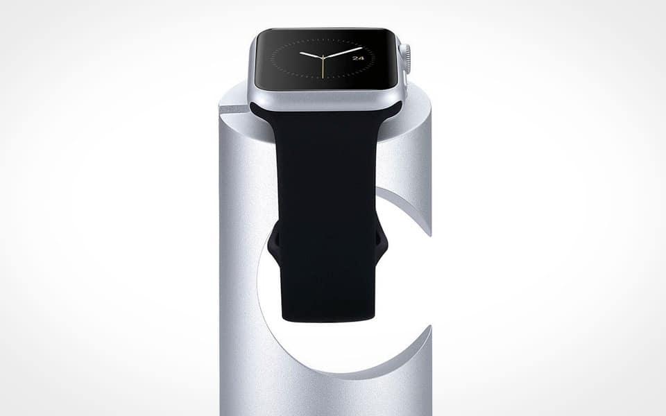 Just Mobile TimeStand – holder til Apple Watch
