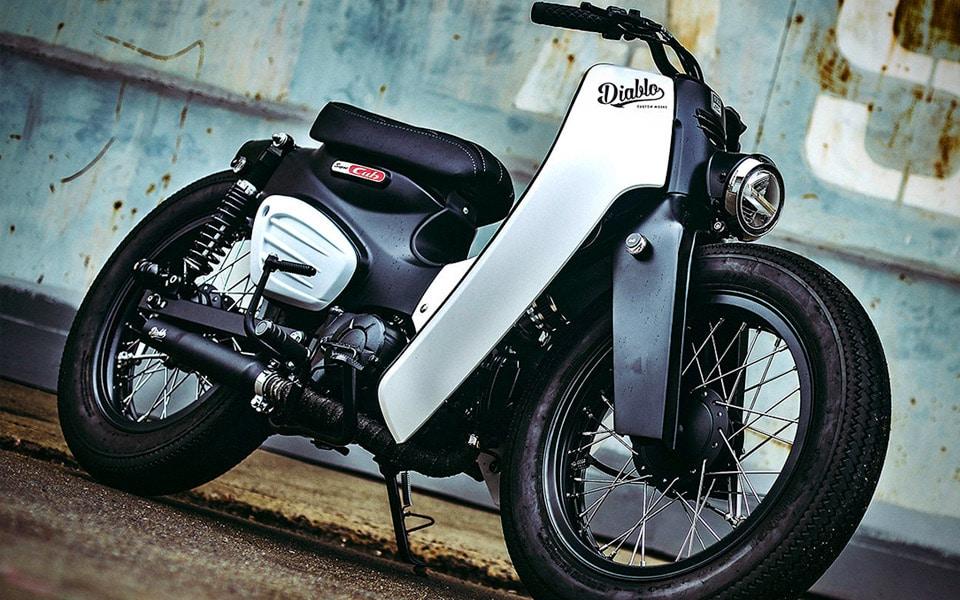 K-Speed Honda Super Power Cub
