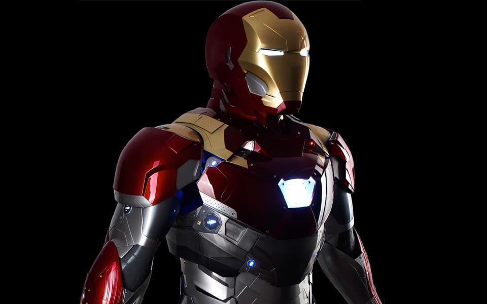 Nu kan du købe en Iron Man dragt