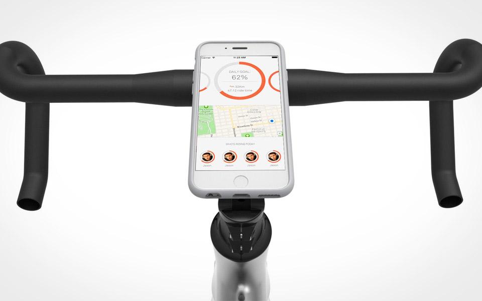Proper M Lock magnetisk mobilholder til cykel