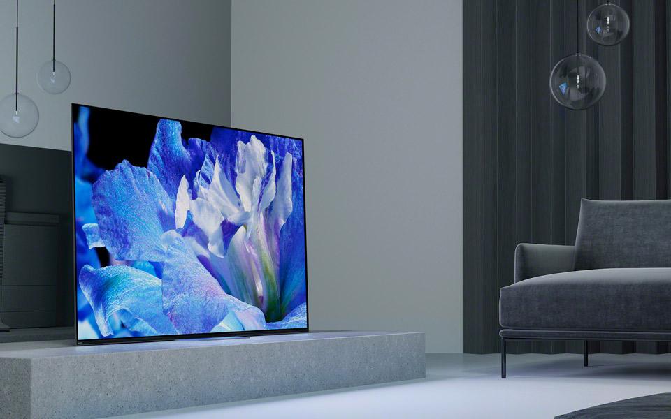Sony AF8 4K OLED-TV