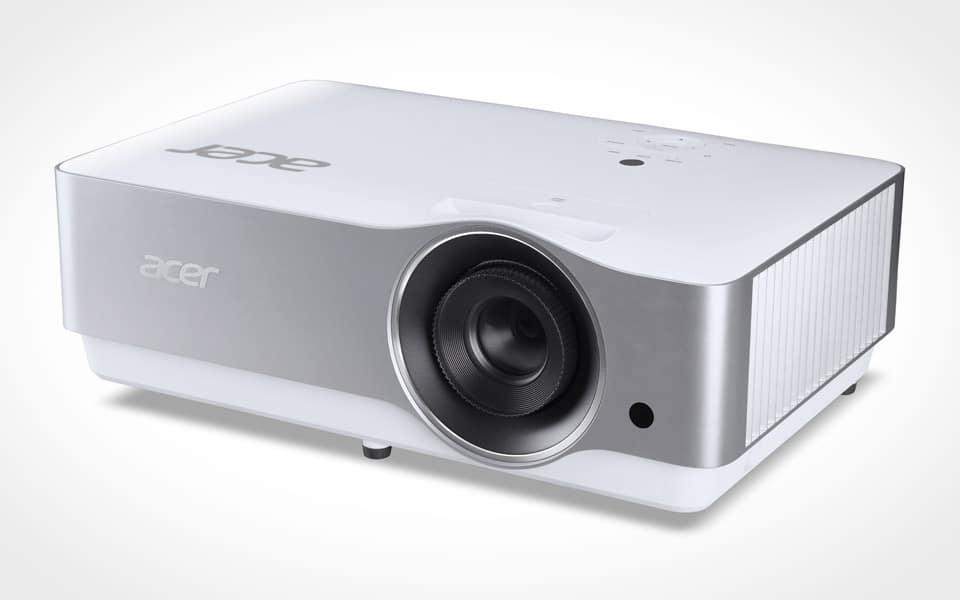 Acer VL7860 - verdens mest kompakte 4K-projektor