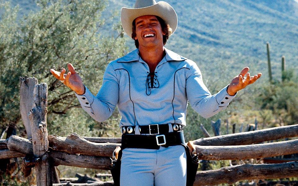 Amazon laver western-serie med Arnold Schwarzenegger