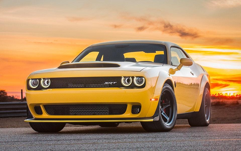Hennessey Dodge Demon Hellcat Challenger