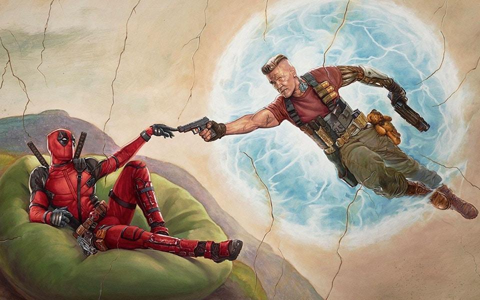 Sidste trailer til Deadpool 2 er et humoristisk blodbad af bestialitet