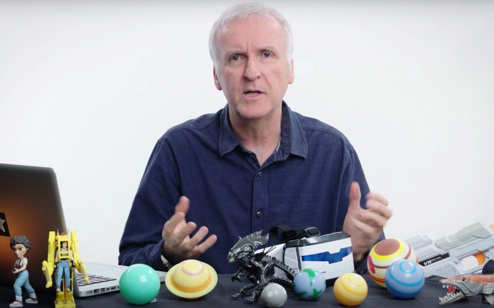 James Cameron svarer på SciFi-spørgsmål