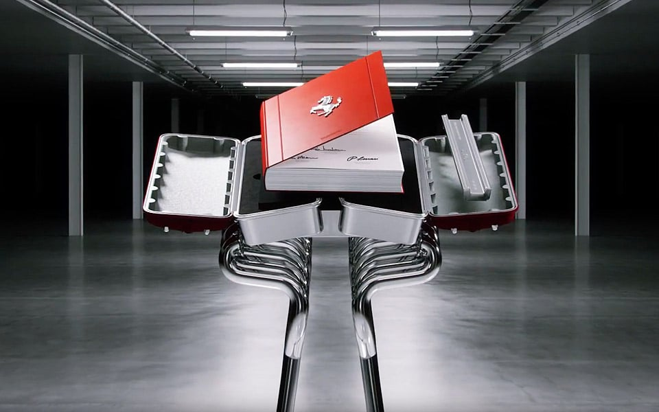 Taschen Ferrari Art Edition