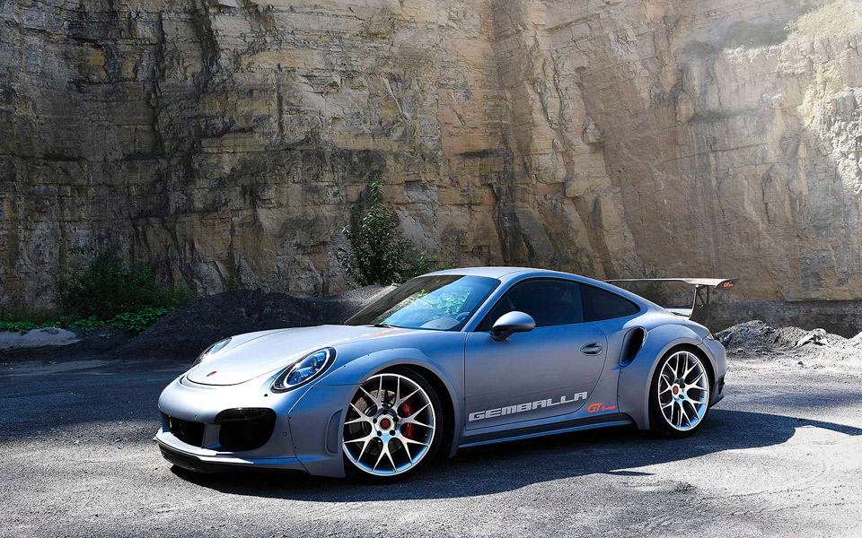 GEMBALLA GT Concept er hurtigere end en Bugatti Chiron