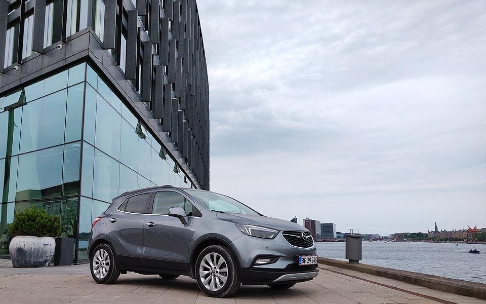 3 grunde til, at Opel Mokka X er en fed bil i byen og til eventyr
