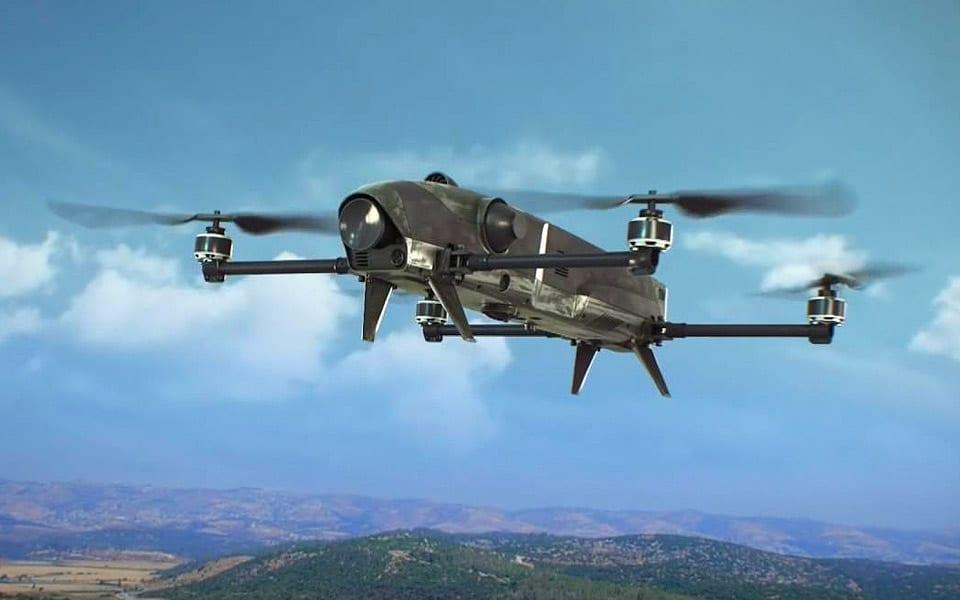 Rotem er en selvmords drone