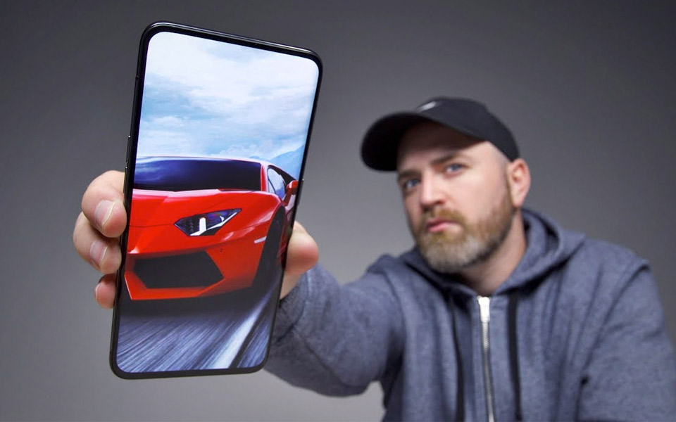 Oppo Find X Lamborghini Edition er en voldlækker mobil