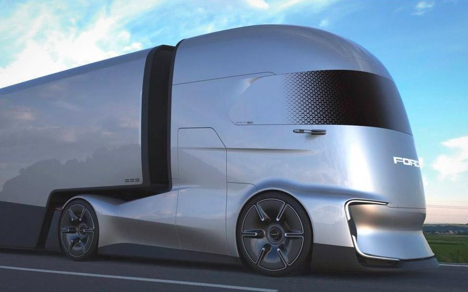 Ford F-Vision Future Truck