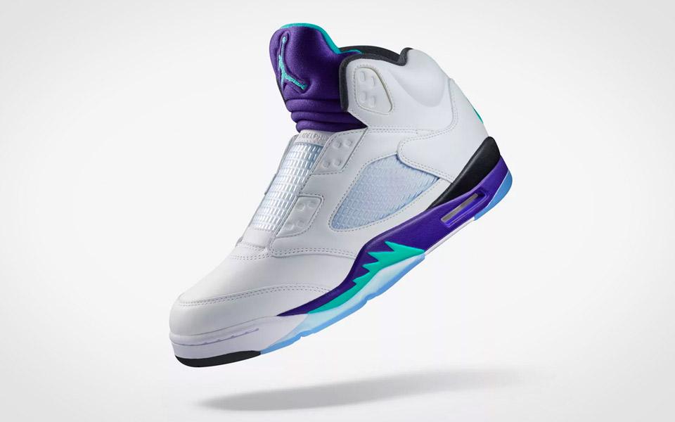 Nike Air Jordan V Fresh Prince