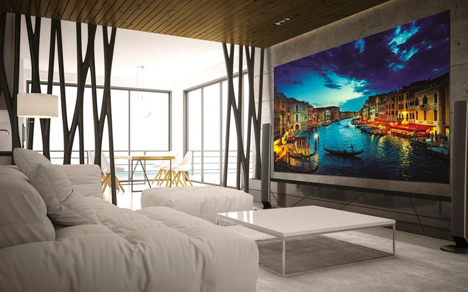 Samsung afslører mere info om deres kæmpe The Wall MicroLED-TV