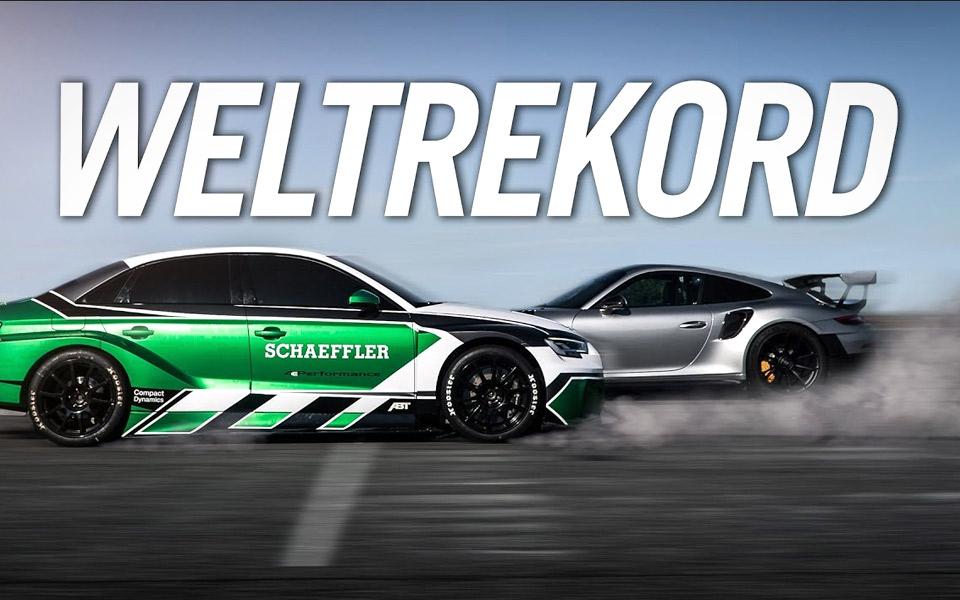 Den her elbil bakker hurtigere end en Porsche GT2 RS kører forlæns