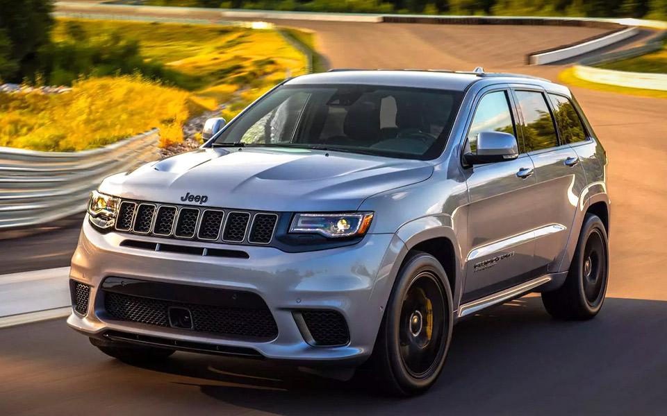 Hennessey Jeep Trackhawk ordner 0-100 km/t på 2,3 sekunder