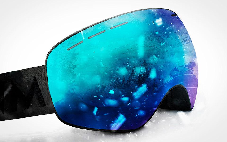 To danske iværksættere lancerer vinterens sejeste skibriller