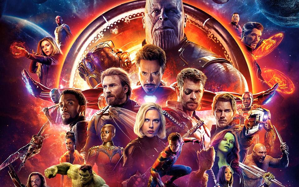 Avengers: Infinity War er årets julegave fra Netflix