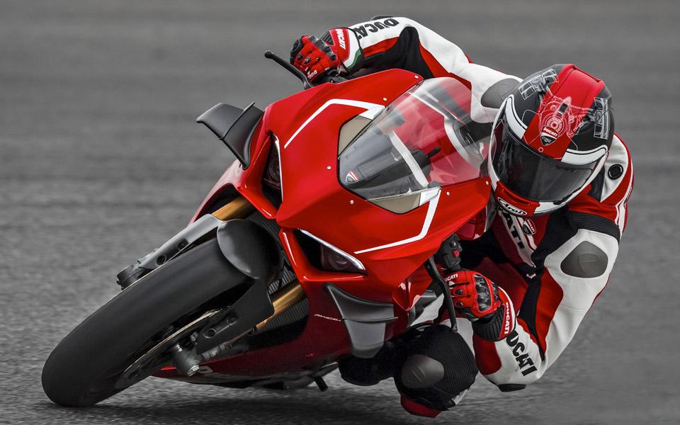 Ducati Panigale V4 R er verdens mest kraftfulde produktionscykel
