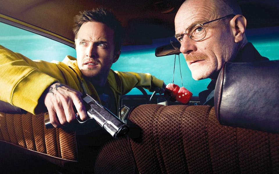Skaberne af Breaking Bad er ved at lave en film-version af TV-serien