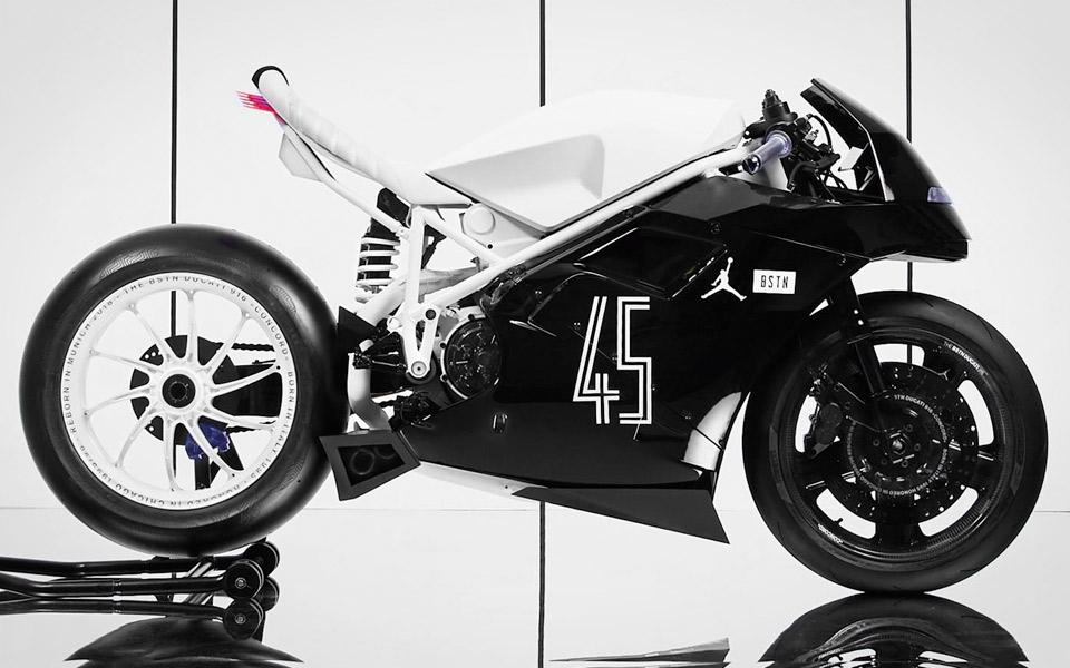 BSTN Ducati 916 Concord