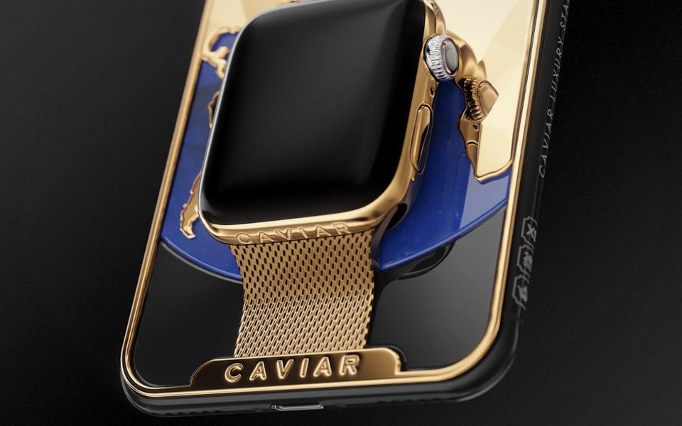 Caviar Swiss Dreams Watchphone