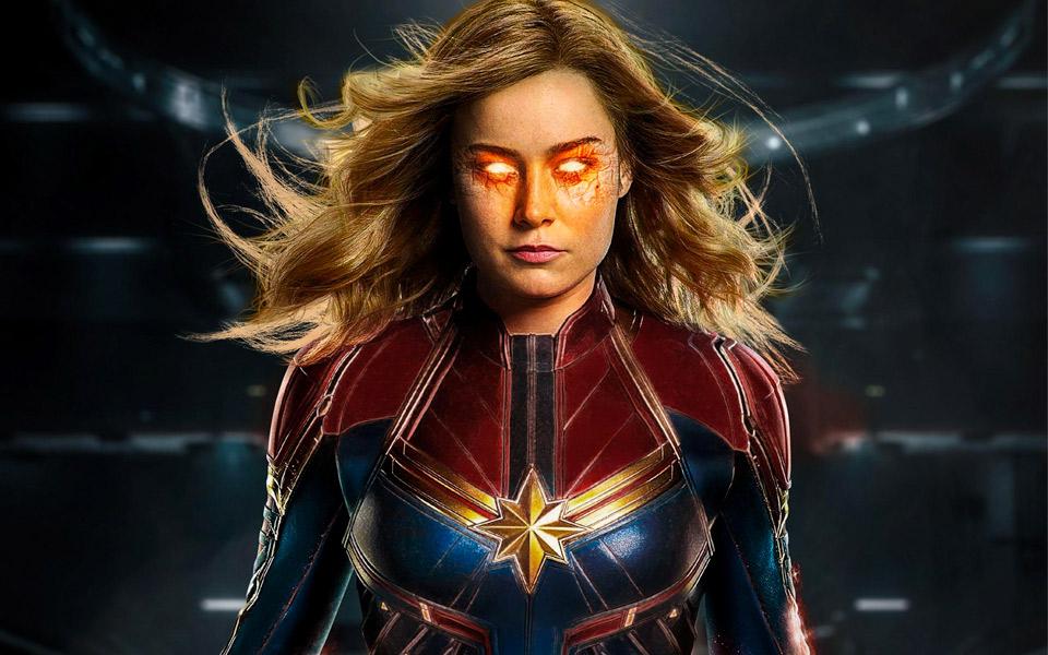 Den nye trailer til Captain Marvel sparker røv