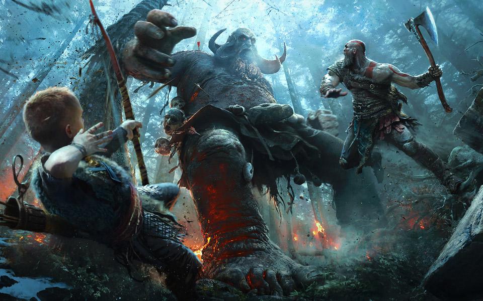 God of War blev årets spil til The Game Awards - se alle vinderne