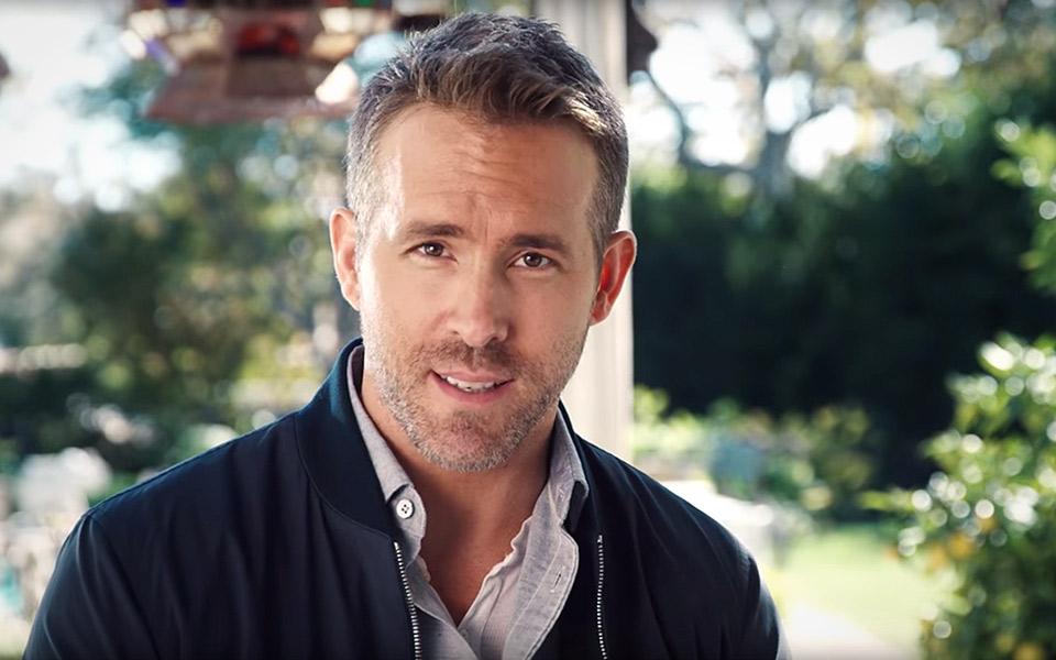 Ryan Reynolds nye reklamefilm for sin egen gin er helt genial