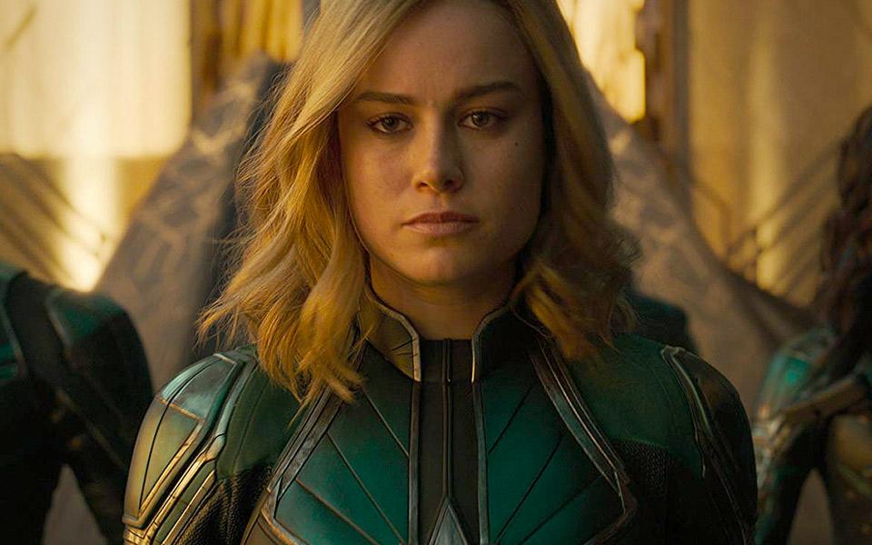 Den nye trailer for Captain Marvel afslører en gammel bekendt