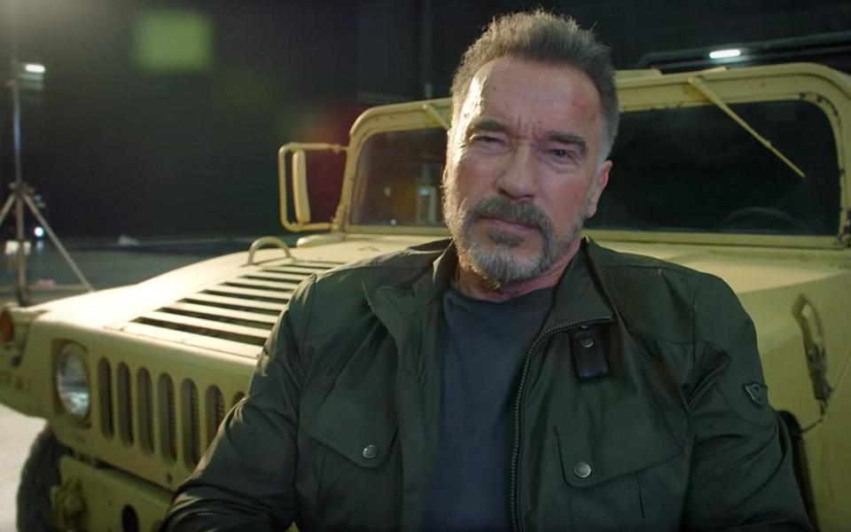 Første video bag kulisserne på den nye Terminator-film